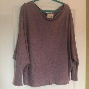 SUPER Soft Knit Top - Lilac
